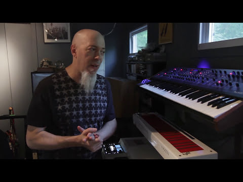 Jordan Rudess Home Studio A Tour