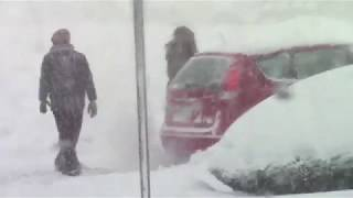 2017 AC Erie, Pa., gets record snowfall on Christmas Day