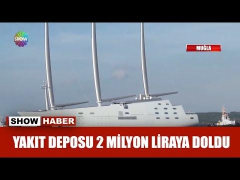 Yakıt deposu bile 2 Milyon Liraya doldu