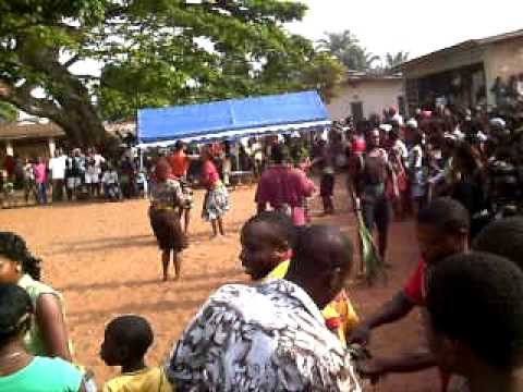 Okwu Olokoro Traditional Dance ( Ogbom) From Abia State video