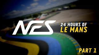 NEO Endurance Series | 24 Hours of Le Mans | Hours 1-4