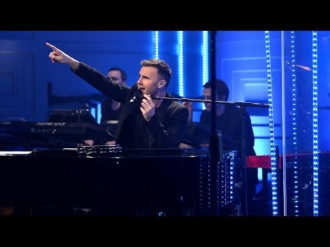 Gary Barlow - Face To Face (Live for Radio 2 In Concert)