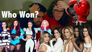 LITTLE MIX VS FIFTH HARMONY (REACTION)