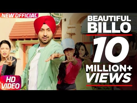 Beautiful Billo | Disco Singh | Diljit Dosanjh | Surveen Chawla...