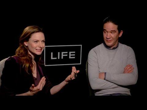 """Intervju: Rebecca Ferguson Och Daniél Espinosa Om """"Life"""""""