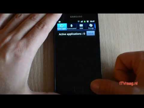 How To Turn Off Auto Updates On The Samsung Galaxy S3 | How To Save