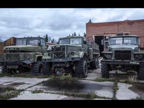 Заброшенная военная часть Заброшенные военные объекты