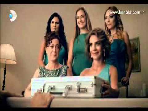 Kanal D Yeni Sezon Tanıtım Filmi_Umutsuz Ev Kadınları_
