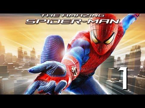 Прохождение The Amazing Spider-Man - 1я часть