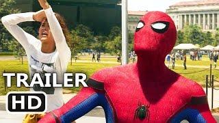 SPІDЕR-MАN HOMECOMІNG Official Trailer # 2 (2017) Tom Holland, Robert Downey Jr. Movie HD