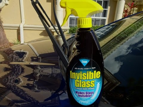 Stoner Invisible Glass Review and Test Results on a 2014 Hyundai Tucson