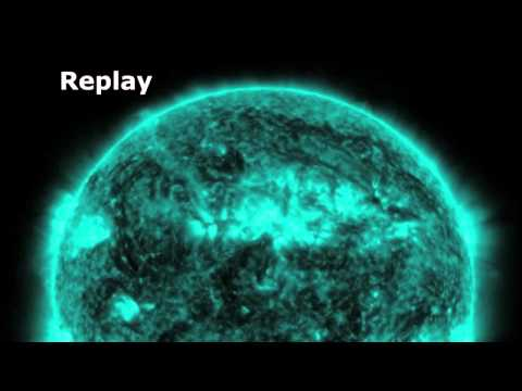 Powerful M Class Solar Flare Will Effect Earth and Satellites