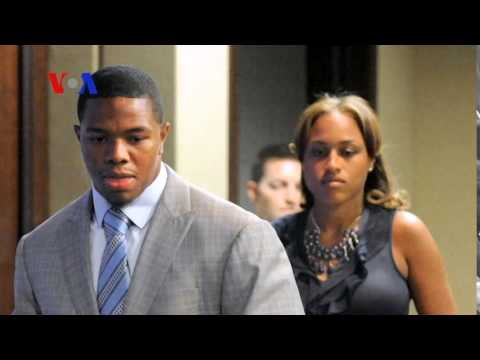Domestic Violence and Sports (VOA On Assignment Sept. 19, 2014)