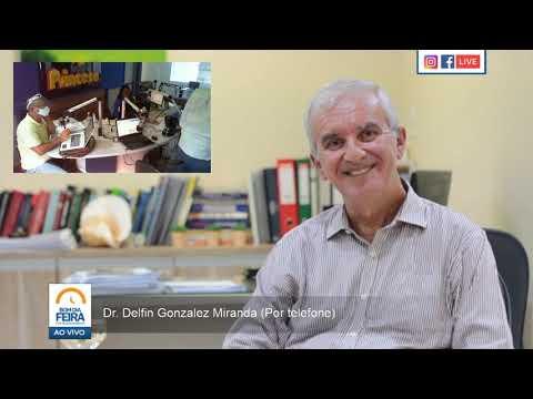 Dr. Delfin Gonzalez Miranda lança segundo livro nesta sexta