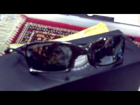 Unbox Oakley X-Squared
