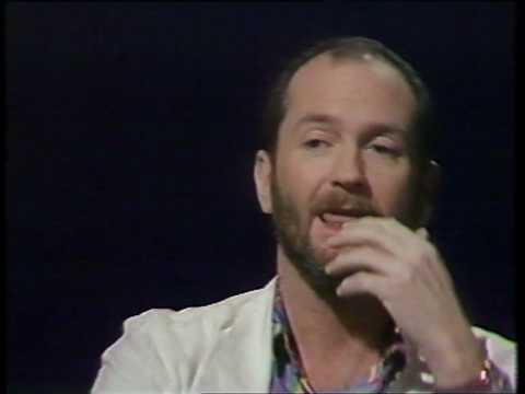 Kenny Everett in TOP form on an interview - '90 HQ