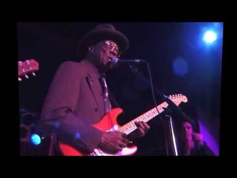 Hubert Sumlin, Jimmy Vivino, Levon Helm at BB Kings, NY 2001 Part 2