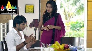 Mahesh Movie Dimple Offering Sundeep for Dinner Scene   Sundeep Kishan   Sri Balaji Video