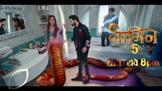 NAAGIN 5 - Full Episode 28 - 29 नागिन 14 - 15 November 2020 - Colors Tv Twist