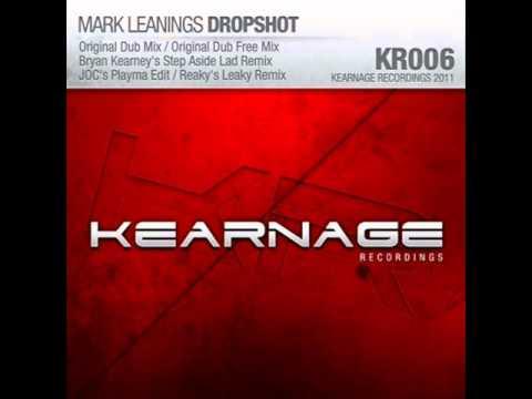 Mark Leanings - Dropshot (Bryan Kearney remix CUT)