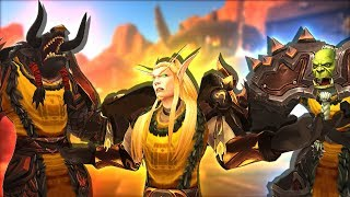 The 10 Different Types of Guild Members In World of Warcraft (WoW Machinima)
