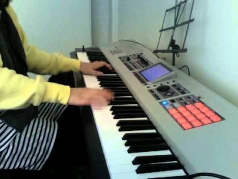 Jacy Velaquez - Imagine Me Without You (piano - Background) video