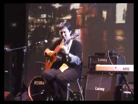 Jubing, fingerstyle guitar -