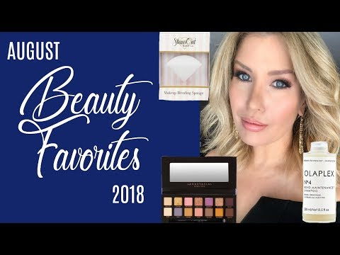 AUGUST BEAUTY FAVORITES + 1 MAJOR FAIL | Risa Does Makeup