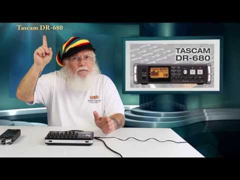 Tascam DP008 Pocket Studio
