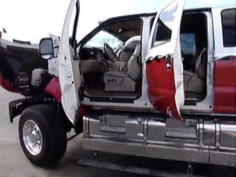 2005 Ford F 650 Super Truck Custom F650 4x4 Youtube