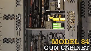 Model 84 Overview | Military Style Storage