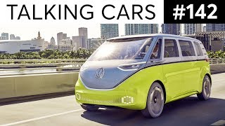 Volkswagen's Electric Lineup; 2018 Hyundai Accent | Talking Cars with Consumer Reports #142