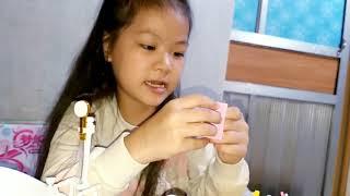 Bộ đồ chơi nhà tắm búp bê của Trang ❤❤