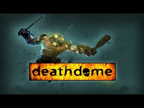 Death Dome - Universal - HD Gameplay Trailer