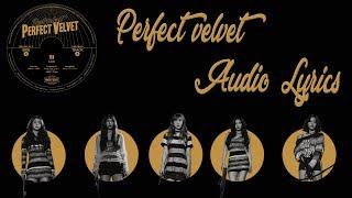 """[ENG] Red Velvet """"Perfect Velvet"""" Audio Teaser English Sub / Lyrics (HAN/ENG/ROM)"""