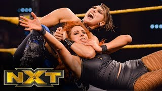 Becky Lynch vs. Rhea Ripley: WWE NXT, Nov. 20, 2019