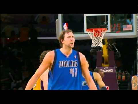 Dirk Nowitzki 2011: The Dirk Ages