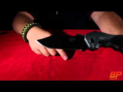 Smith & Wesson Blue MAGIC Spring Assist Knife - BladePlay