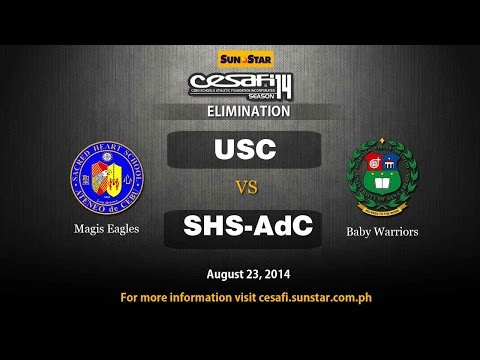 SHS-ADC VS. USC - High School - August 23, 2014