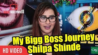 Shilpa Shinde First Interview After Winning Bigg Boss 11   Bigg Boss 11 Journey