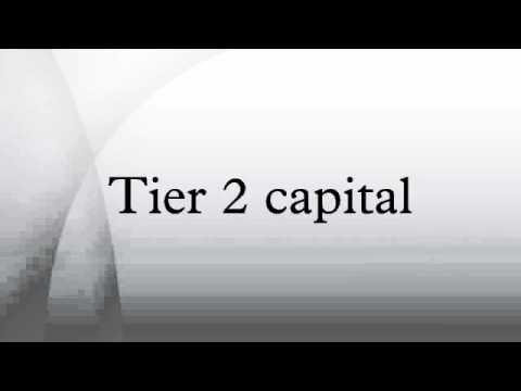 Tier 2 capital