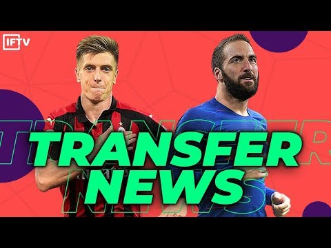 HIGUAIN TO CHELSEA PIATEK TO MILAN - is this a bad move?