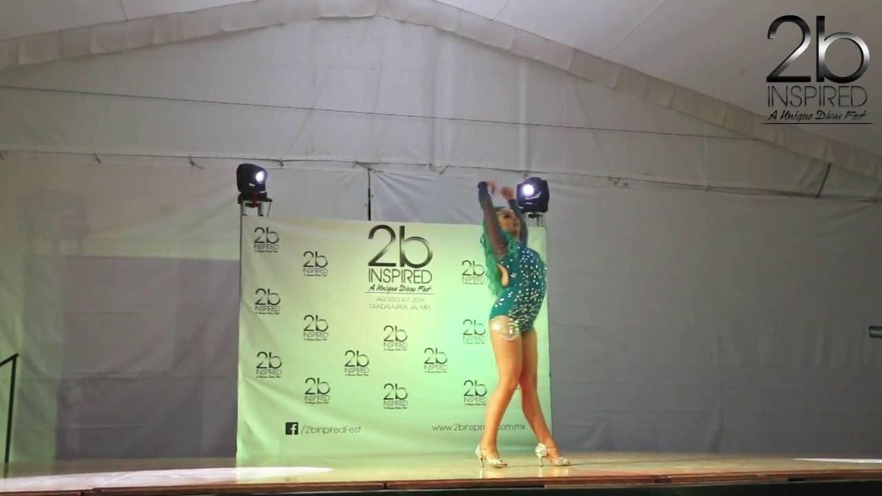 Diana Costilla | Salsa Soloista Abierta | 2b Inspired 2016