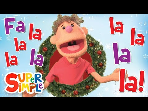 "Decorate The Christmas Tree (to the tune of ""Deck The Halls"") 