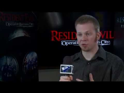 Resident Evil: Operation Raccoon City - Storyline Interview