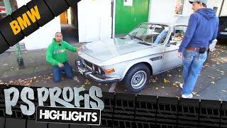 BMW 2800 CS (E9) | PS Profis - Autos im Visier