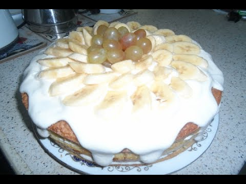 Торт рецепт быстро вкусно