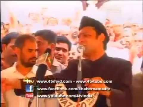 Akbaruddin Owaisi Spreading Falsehood at Makkah Masjid