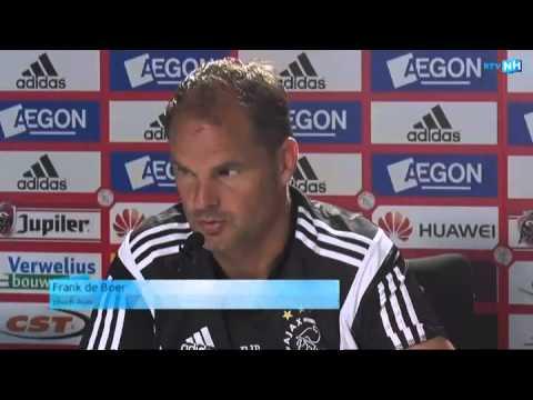 Zondag: Marco van Basten vs. Frank de Boer