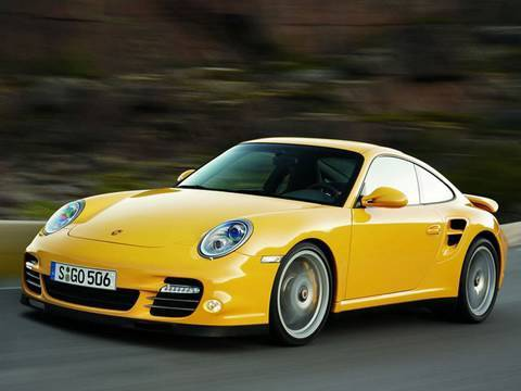 Porsche's 2010 911 Turbo beats an old record